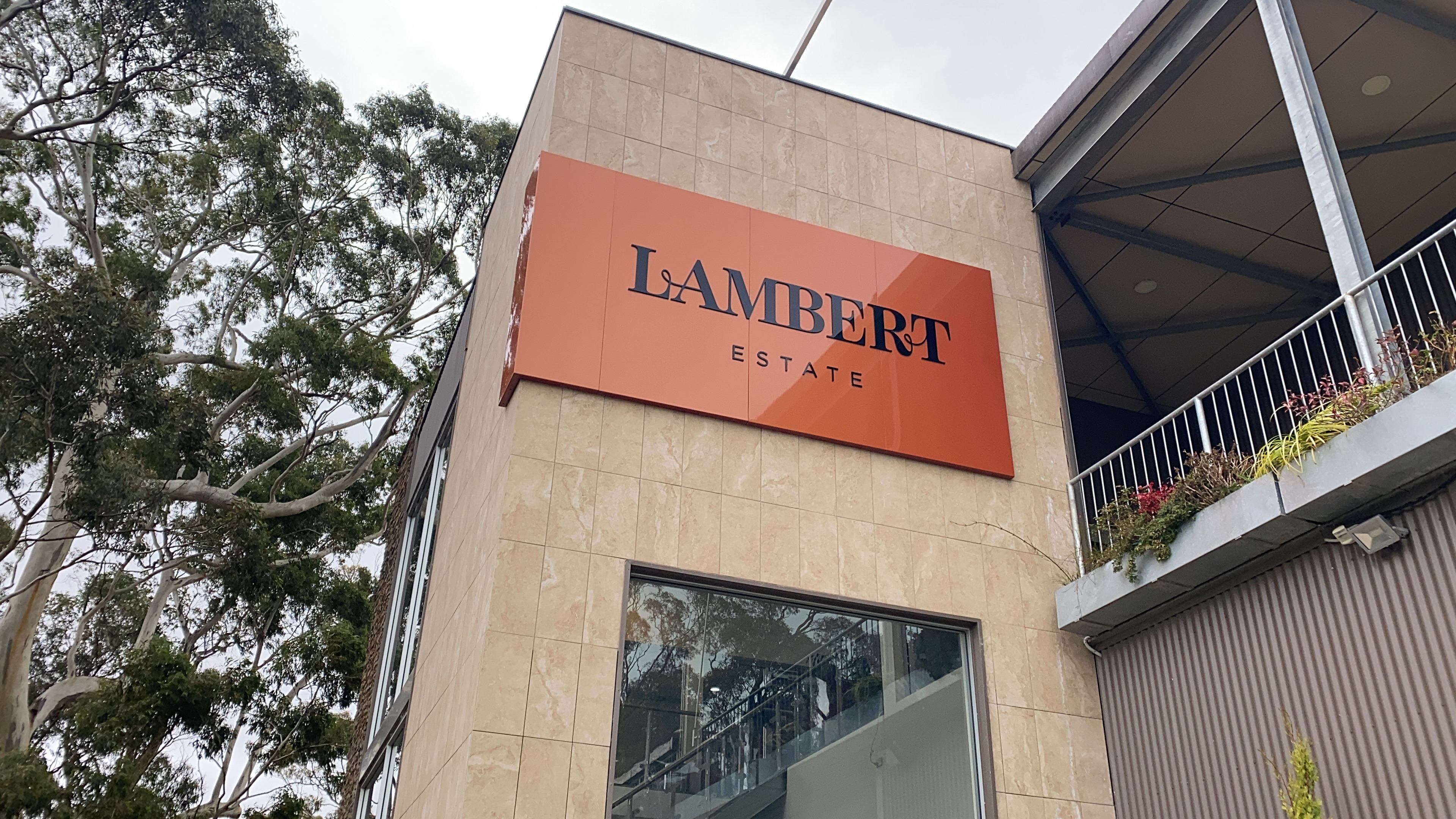 Lamber Estate Wines