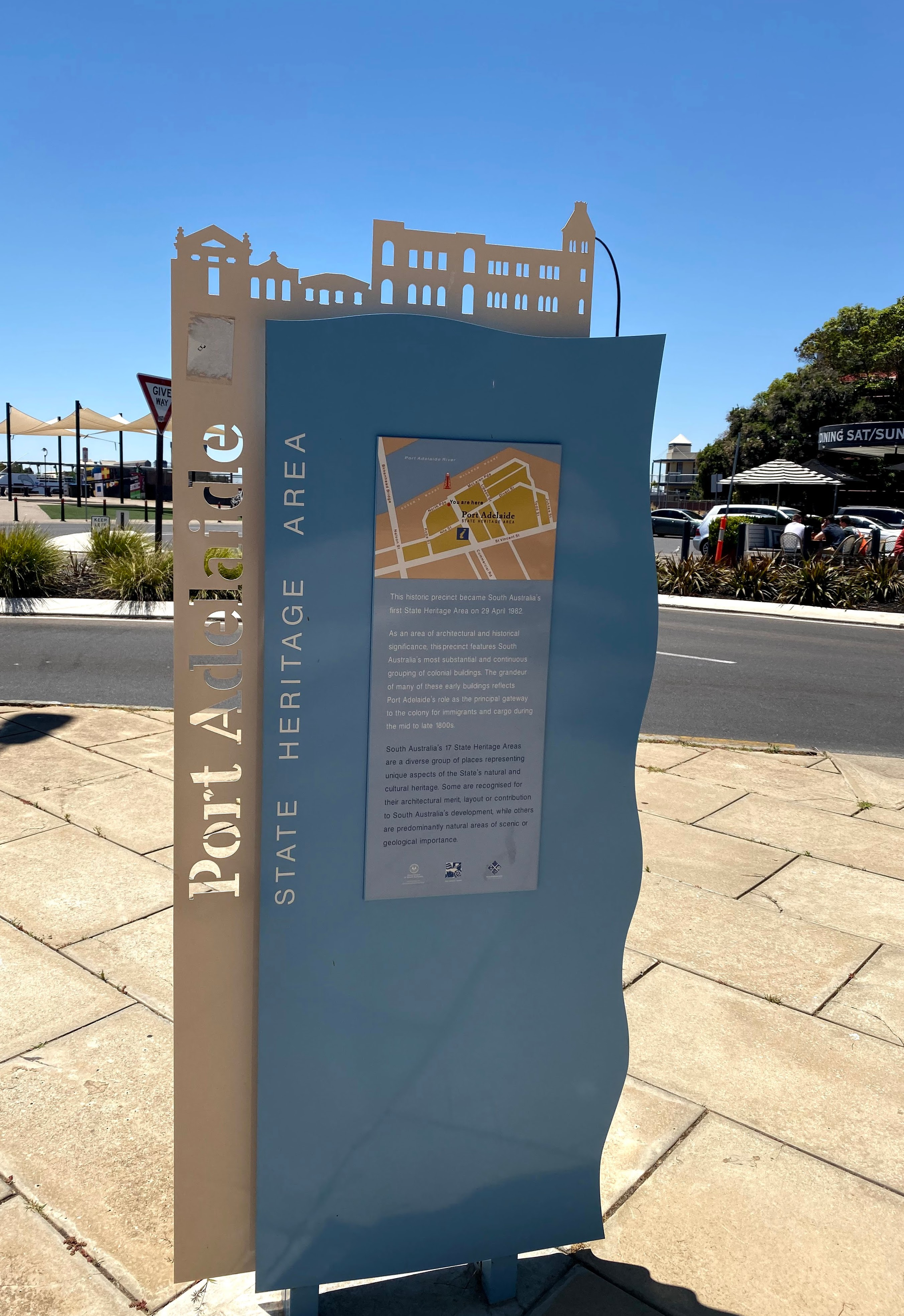 Port Adelaide state heritage area board